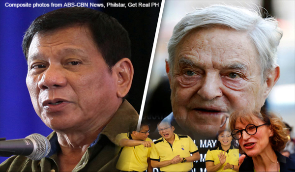 The forces behind Callamard's 'take down' of Duterte: Soros, US, Liberal Party, says columnist