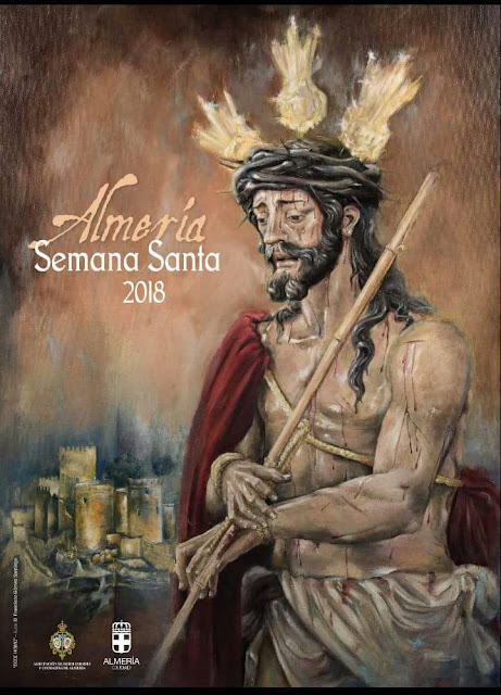 Cartel Oficial de la Semana Santa de Almeria 2018