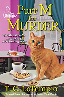 Purr M for Murder by T. C. LoTempio