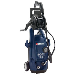 Campbell Hausfeld PW183501AV electric power washer specifications and photos