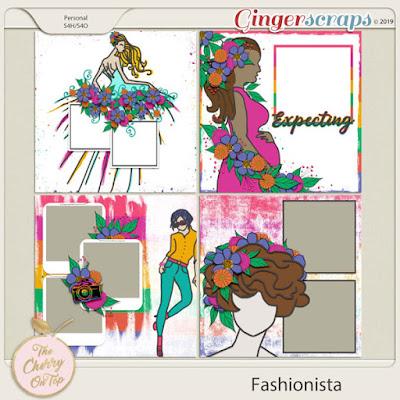 Fashionista Templates