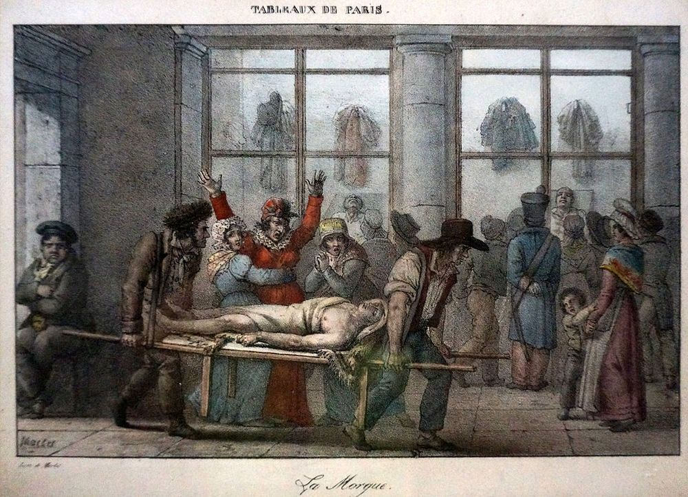 Morgue de Paris