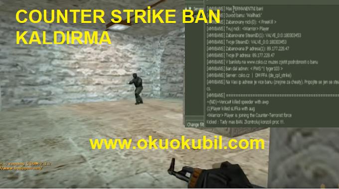 Counter Strike 1.6 Wall Hack Yeni Ban Kaldırma Hilesi DLL 2020