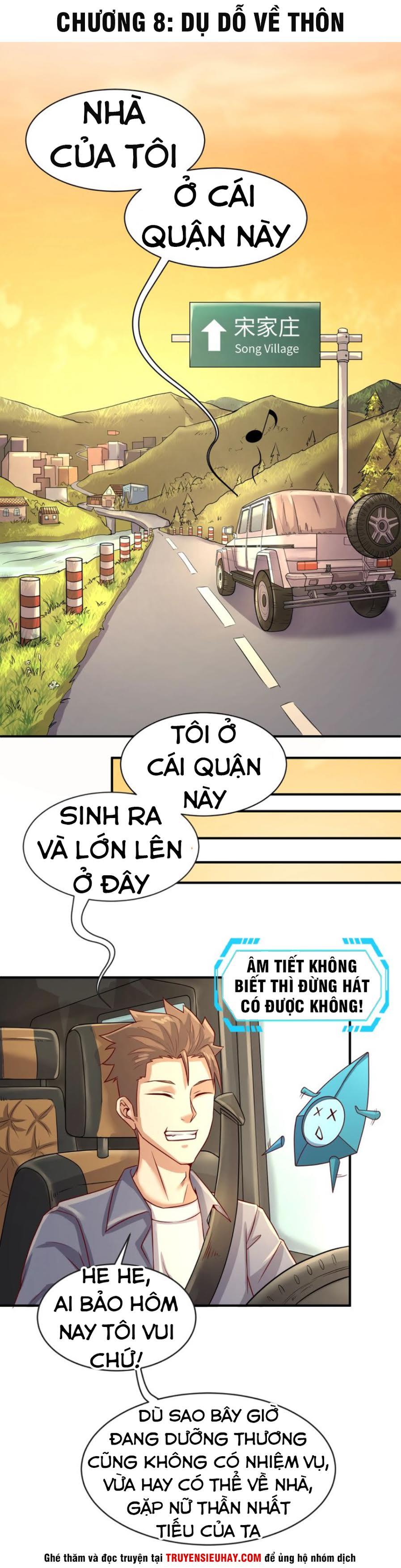 Người Chặn Xuyên Không Chapter 8 video - Hamtruyen.vn