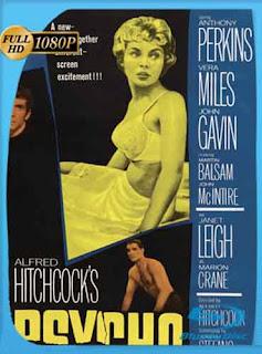 Psicosis (1960) HD [1080p] Latino [GoogleDrive] DizonHD