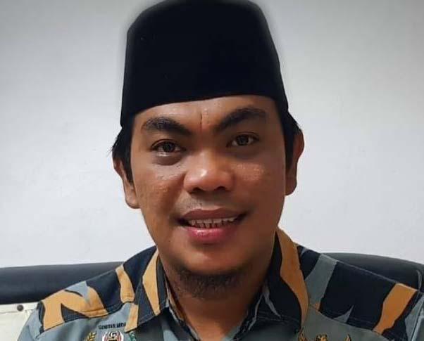 Ketua GM PEKAT IB Khairul Anhar Harahap