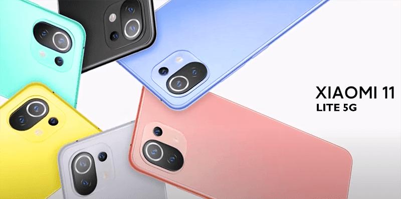 Xiaomi Mi 11 Lite, Mi 11 Lite 5G and Mi 11i announced as more affordable variants!