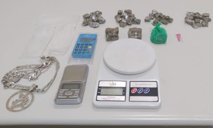 Drogas prontas para venda são apreendidas na Chapada Diamantina