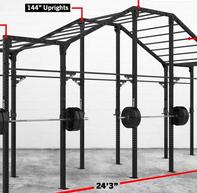 1df7d5df89fd MONSTER LITE MONKEY RIG 2.0 - Fitness Training USA - Strengh ...