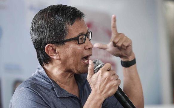 Tragedi KRI Nanggala 402, Rocky Gerung: Perbaharui Kapalnya, Bukan Pamer Jalan Tol!