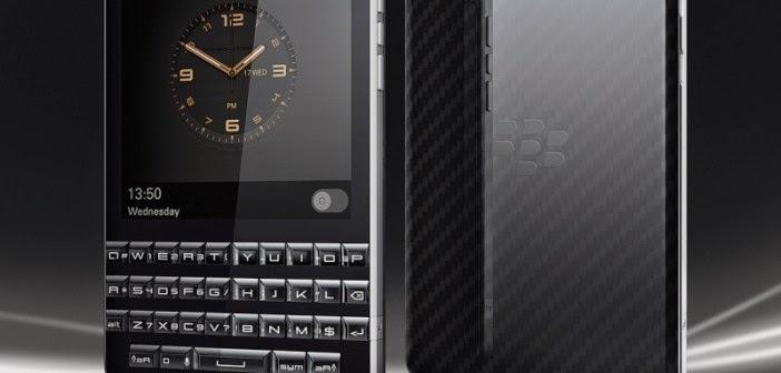 Presentación oficial del Porsche Design BlackBerry P'9983