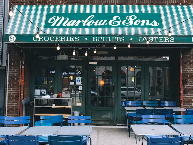マーロウ&サンズ(Marlow & Sons)