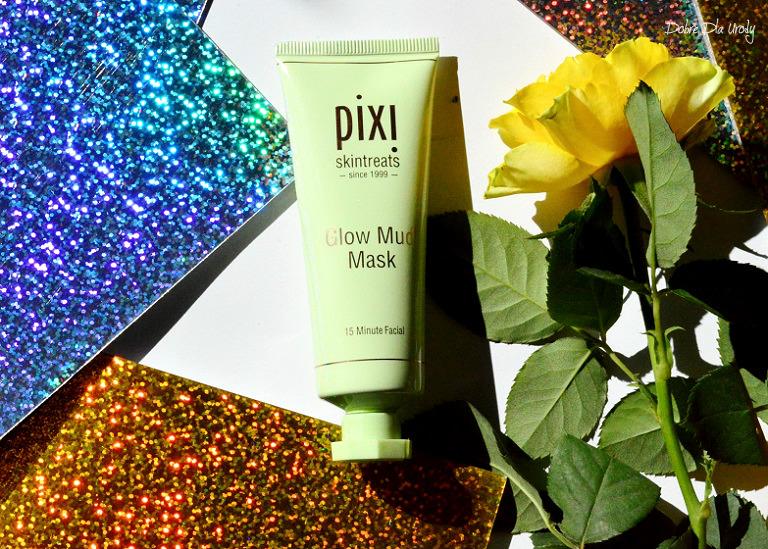 Pixi Glow Mud Mask Maseczka rozświetlająca recenzja