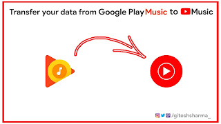 How to transfer your data from Google Play Music to YouTube Music?