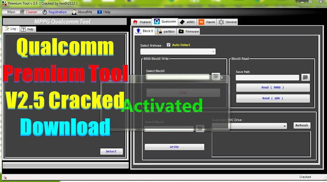 Download Qualcomm Premium Tool V2.5 Full Cracked With Activekey (QPT)(MPPGG) Tools Free Download
