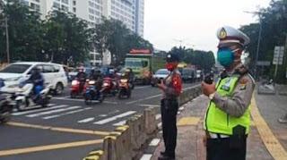Antisipasi Aksi Susulan, Polda Metro Jaya Siapkan Rekayasa Lalin Depan DPR