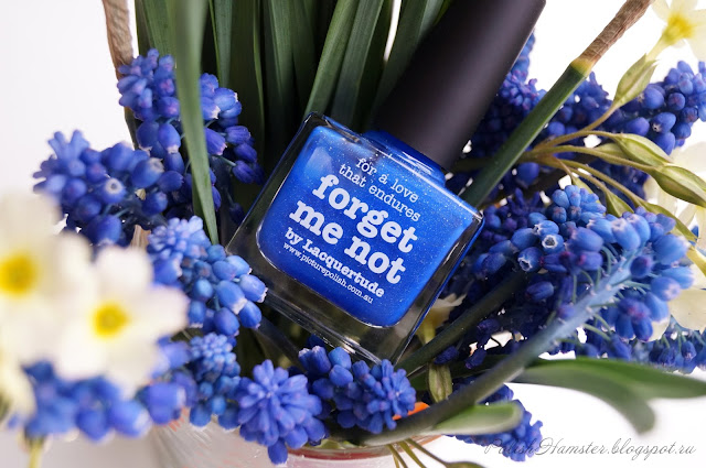 "Picture Polish ""Forget me not"""