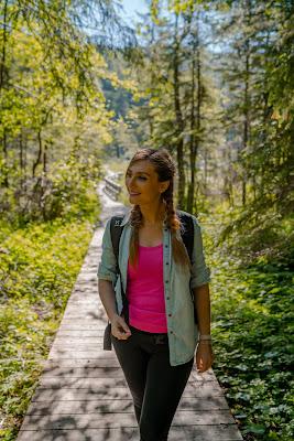 Almwanderung Inzell | Bergwald- Erlebnispfad - Frillensee - Steineralm 11