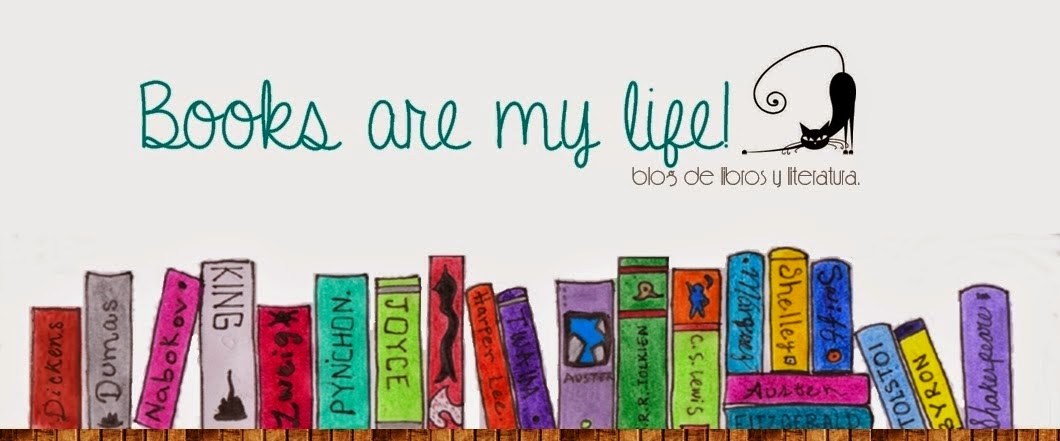 Books are my Life!