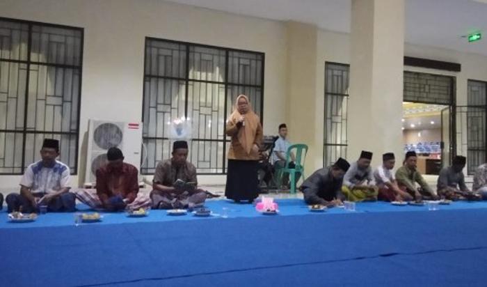 Jalin Silaturahmi Bersama Warga, DPRD Mesuji Menggelar Doa Bersama