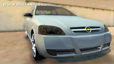GTA SA - Chevrolet astra hatch 2 portas 2010 4
