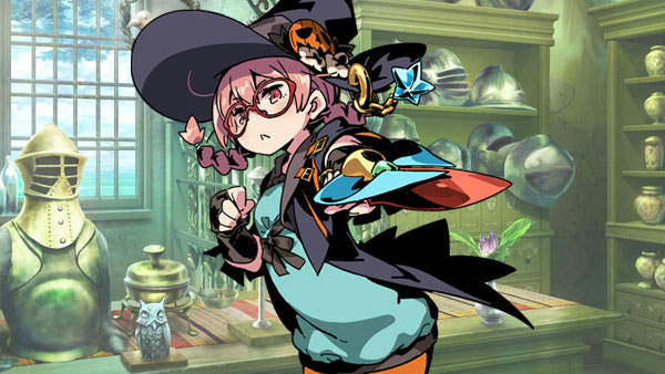 Etrian Odyssey 2 Unrtold: The fafnir Knight screenshot-2