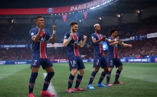 FIFA 21 Xbox Game Pass