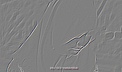 ilustrasi gambar wanita berjilbab