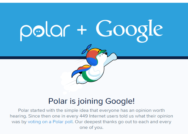 Google Acquires Polar To Enhance Social Media Engagement