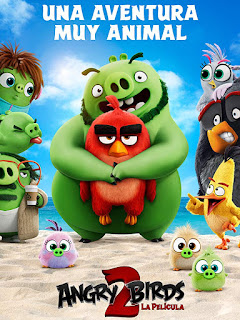 Angry Birds 2 2019 Full Movie In Hindi Download HDRip 720p