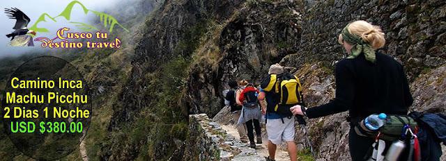 Camino Inca Corto Barato