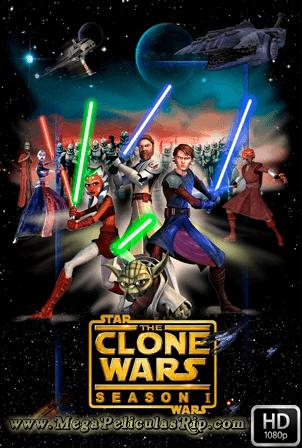 Star Wars La Guerra De Los Clones Temporada 1 [1080p] [Latino-Ingles] [MEGA]