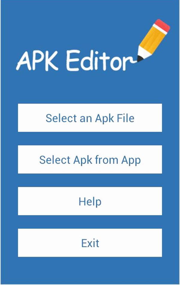 APK Editor Pro cho Android - Tải về phiên bản mới nhất b