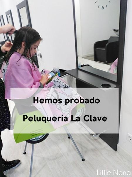 peluqueria ninos infantil