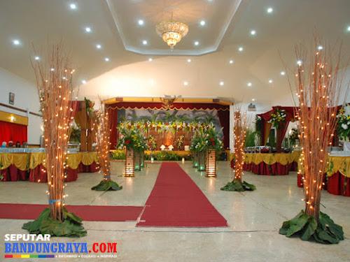 gedung pernikahan di bandung