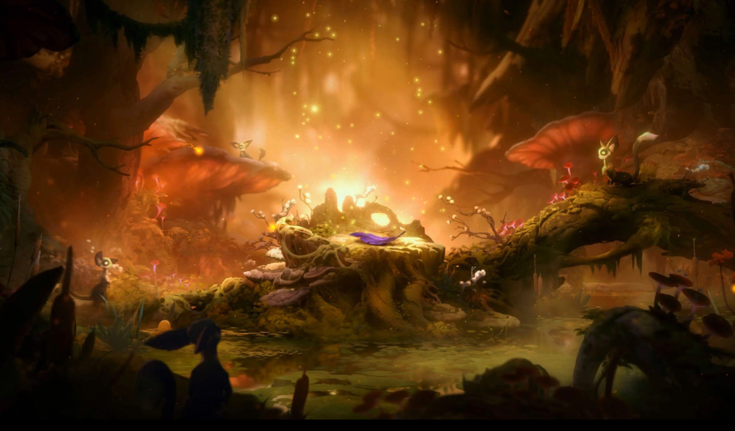 Ori and the Blind Forest Most Beautiful Game Animated ... - photo#35