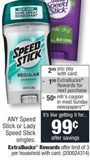 Speed Stick