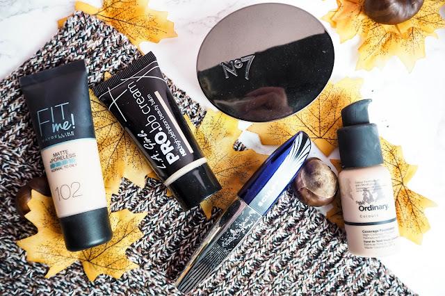 budget beauty base makeup picks