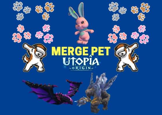 Pet Fusion Merge Table List Utopia: Origin Guide