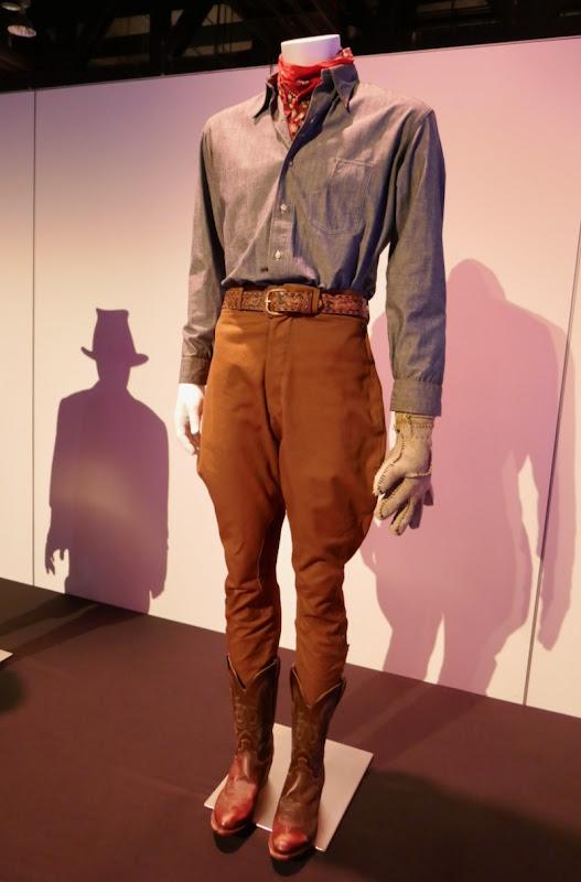 Colin Farrell Dumbo Holt Farrier film costume
