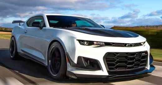 2020 Chevy Camaro SS - Cars Authority