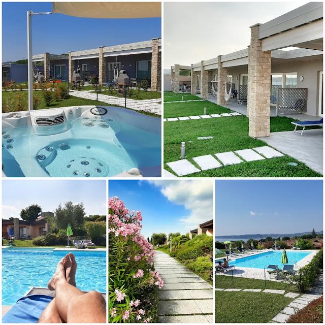 appartamenti piscina lago di garda