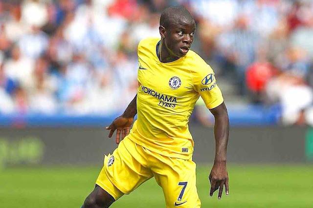 Ngolo Kante transfer news today