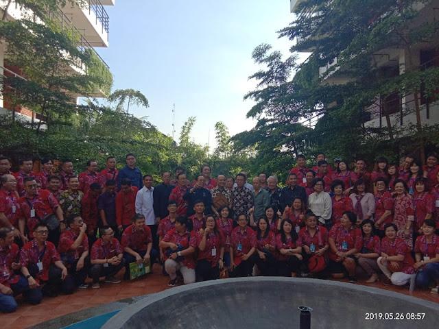 Wali Kota Harap PSMTI Dapat Ikut Serta Dalam Pembangunan Kota Medan