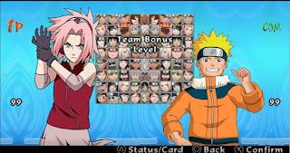 Naruto Ultimate Ninja Impact MOD Storm Generation Para Android [PPSSPP]