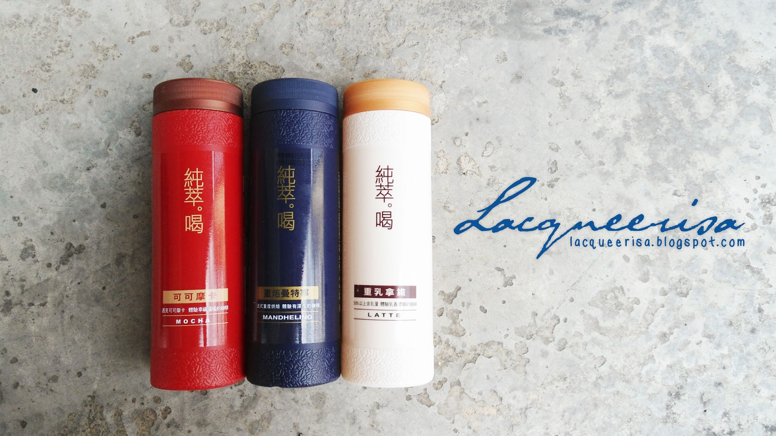 Lacqueerisa: Goodies From Taiwan