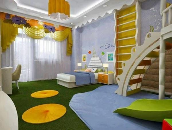 decoración dormitorio para niña