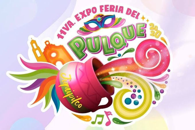 Feria del Pulque Jiquipilco 2020