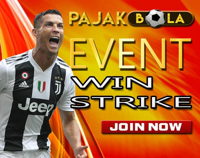 Event Min Strike - PajakBola