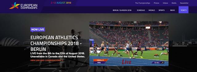https://www.eurovisionsports.tv/EuropeanChamps18/athletics/